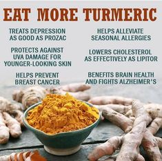 What are your favorite ways to use ? 🧡😍 - Turmeric is one of the most widely studied spices, in terms of the medicinal effects of… Health Facts, Health And Nutrition, Health And Wellness, Natural Health Remedies, Natural Cures, Natural Healing, Health And Beauty Tips, Health Tips, Healthy Life
