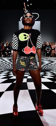 Emma Mulholland Collection At Mercedes-Benz Fashion Week Australia 2016 | Fashion Sensation