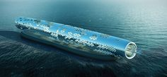 Solar-powered Pipe desalinizes 1.5 billion gallons of drinking water for…