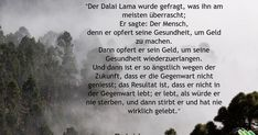Dalai Lama, Money