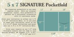 Cards & Pockets - This is really neat for semi DYI wedding invites! Over 50 colors and seems reasonably priced!