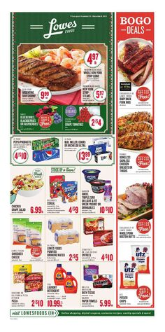 Lowes Weekly Ad November 30 - December 6, 2016 - http://www.olcatalog.com/grocery/lowes-weekly-ad-circular.html