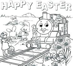 Christmas Train Coloring Pages Free The Color