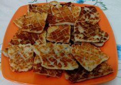 Krumplis rongyos recept foto Baker Street, Waffles, Paleo, Food And Drink, Vegetables, Breakfast, Morning Coffee, Waffle, Beach Wrap