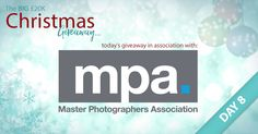 The BIG £20K Christmas Giveaway – It's Day 8 in our big festive giveaway and today we've got 8 incredible prizes to give away in association with our friends at The Master Photographers Association. Today, you've got a chance of winning a year's free membership with The MPA, 1 of 2 half-price (50% off) memberships from The MPA and 1 of 5 Studio Books from Loxley Colour. Enter now: www.facebook.com/LoxleyColour/