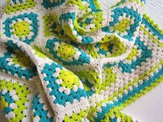 Color 'n Cream Crochet and Dream: Something Old