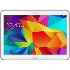 "Samsung Galaxy Tab 4 with WiFi 10.1"" Touchscreen Tablet PC Featuring Android 4.4 (KitKat) Operating System"
