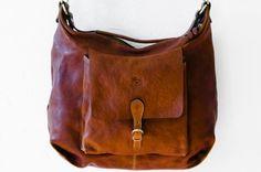 il bisonte cognac satchel  My first real bag was an il bisonte.