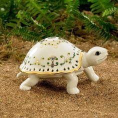 Lenox Jewels of Light Turtle Figurine 761827