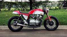 THE REW – SUZUKI GSX750 '80