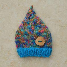 KNiT Boy Girl Newborn Baby Hat PHoTO PRoP by MadAboutColour, $25.00
