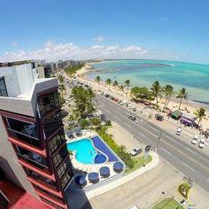 Praia de Jatiúca Maceió Alagoas Ƹ̵̡Ӝ̵̨̄Ʒ • Må®¢ë££å™ • Ƹ̵̡Ӝ̵̨̄Ʒ