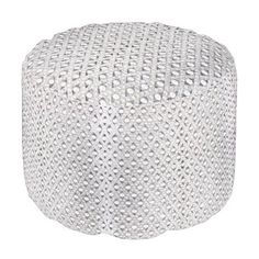 """Title : 113, BLING, Silver Diamond Pattern Print Pouf  Description : BLING, """"Bling-Bling"""", Diamonds, Ice, Fashions, Jewels, Gemstones, """"Chic-Girly"""", Glitter, """"Faux-Glitter, Silver, Gold, Platinum, """"Teen-Gifts"""", Sparkle, Stars, """"Bling-Wings"""", Decorative, """"Animal-Bling"""", """"Flower-Bling"""", Gifts, Rhinestones, Beads, """"Home-Accents"""", """"Home-Décor"""", Contemporary, Modern, Retro, Jeweled, Sequins, Graphite, Studded, """"Custom-Designs"""", Dazzling, Bedazzled, """"Geometric-Bling"""", Fabrics, Patterns, Prints…"""