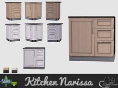BuffSumm's Kitchen Narissa Counter Three
