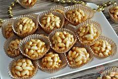 Tuto sladkost moje děti milují. Obyčejné burisony a karamel. Vynikající kombinace chutí a hlavně jednoduchá příprava. Autor: Petra