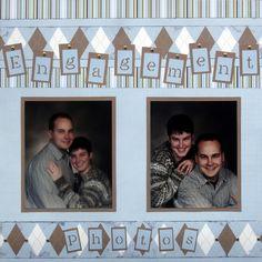 Engaged!! - Scrapbook.com