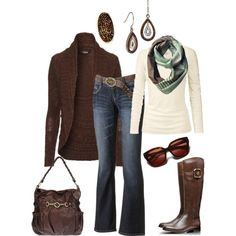 Chocolate Mint, created by smores1165 on Polyvore