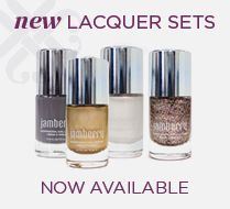 Beautiful new lacquers now available. Check them out at dreamitliveit.jamberrynails.net
