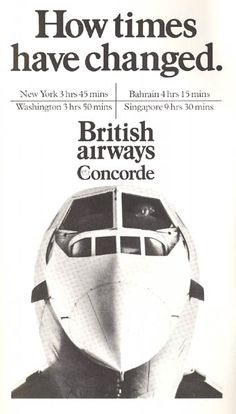 The supersonic Concorde was a colloboration between France and Britain, but since the design was largely contributed by the British team, we vote it one of our 10 most Iconic British Designs! Description from pinterest.com.