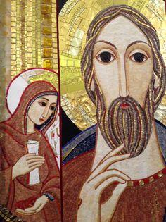 María y Cristo