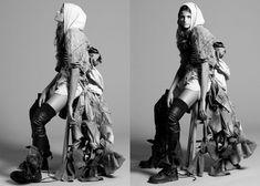 "Izabel Goulart photographed by Yu Tsai in ""Amazing Izabel"" for Contributor Magazine — Portraits Of Girls Apocalypse Survival, Post Apocalypse, Apocalypse Fashion, Dystopian Fashion, Post Apocalyptic Fashion, Izabel Goulart, Winter's Tale, Tumblr, Photoshoot Inspiration"