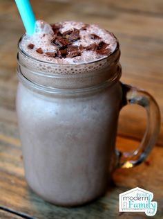 Reese's Spreads Frozen Smoothie