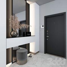 Home Room Design, Dream Home Design, Home Interior Design, Living Room Designs, Interior Modern, Living Room Decor, House Design, Interior Architecture, Hall Interior