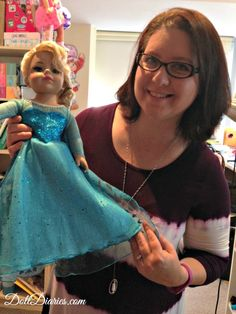 Our Visit to The Madame Alexander Doll Company Headquarters
