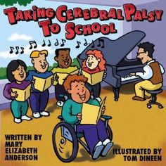 Taking Cerebral Palsy to School (Paperback)  http://234.powertooldragon.com/redirector.php?p=1891383086  1891383086  Repinned by SOS Inc. Resources.  Follow all our boards at http://pinterest.com/sostherapy  for therapy resources.