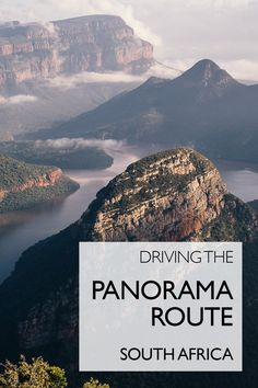 What To Know Before Driving South Africa's Panorama Route | An Alternate Route to Kruger National Park | Roadtrip South Africa
