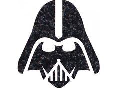Plantilla Star Wars 01 - Darth Vader Fábulas y personajes