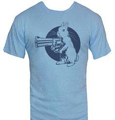 Hare Trigger T-Shirt-Funny Humor Novelty Shirt-Large-Charcoal Delta http://www.amazon.com/dp/B017V8ZGLQ/ref=cm_sw_r_pi_dp_80Yzwb0J3B3FE #funnyshirts #holidaygifts #christmas #menswear #haretrigger