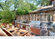 Outdoor Küchen Ideen : Die besten bilder von outdoorküche bar grill outdoor