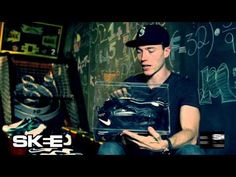 Skee Locker x Nice Kicks: Air Griffey Collection + Air Jordan V Laney (2013) Unboxing/Review