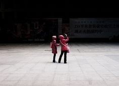 CHINA 2011 by Phillip Reed, via Behance