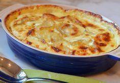 Gratin de morue aux pommes de terre Weight Watchers, un délicieux plat complet facile à faire et idéal pour un repas du soir léger.