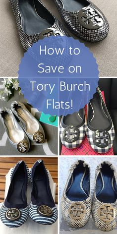 Save big on Tory Burch this summer! Shop the app that unlocks all your shoe