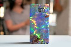 Opal case samsung s7 silicone galaxy s7 edge Galaxy s6 by momscase