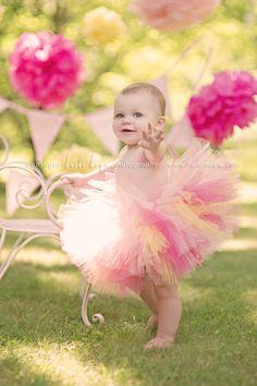 Colorful tutu  So pretty