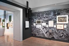 museum display exhibit architecture