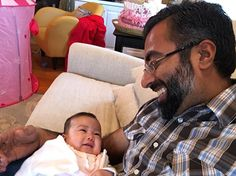 #saltandpepper #indian #southindian with #beard at #100happydays #100daysbabyanniversary with #smilingbaby #gigglingbaby #halfchinese #halfvietnamese #halfie #babygirl #prettyinpink #chubbycheeks #smiles #gerberbaby #armcandy #boston #cambma by rags350 March 13 2016 at 04:09AM