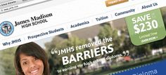 Education on your Terms at James Madison High School Online.