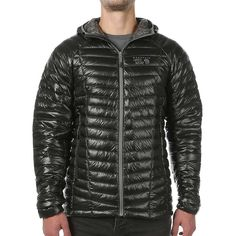 Mountain Hardwear Men's Ghost Whisperer Hooded Down Jacket - at Moosejaw.com
