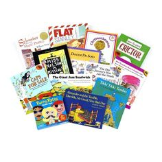 Join a Book of the Month Club in 3 simple steps. Learn more about Laughing Giraffe Books' no commitment, hassle free book club for kids.