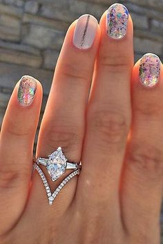 Idée et inspiration Bague De Fiançailles : Image Description 18 Most Popular Engagement Rings For Women ❤ Can't find the right engagement ring? Look at the collection of the most popular engagement rings for women.See more: www. Beautiful Wedding Rings, Beautiful Engagement Rings, Vintage Engagement Rings, Diamond Engagement Rings, Diamond Rings, Biggest Diamond Ring, Elegant Wedding, Wedding White, Dream Wedding