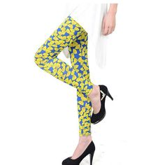 Nice Spring Autumn woMen/ladies's Leggings Casual Ninth Pants Skinny Trousers Stretch-Fabrics Ankle-length Feet Pants
