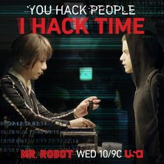 Robot' Season 2 Spoilers: Showrunner Sam Esmail Teases B. Mr Robot Season 2, Hacking The System, Rami Malek, Film Serie, Cool Names, Great Movies, Best Tv, Favorite Tv Shows, Science Fiction