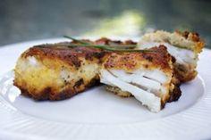 Corn Bread-Encrusted Black Grouper Recipe Details | Recipe database | washingtonpost.com