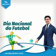 Em 1976 foi criado pela atual CBF (Confederação Brasileira de Futebol), o Dia Nacional do Futebol. Uma homenagem ao Sport Club Rio Grande, mais antigo time de futebol do Brasil, criado em 19 de Julho de 1900. Nosso viva ao esporte mais querido dos brasileiros!