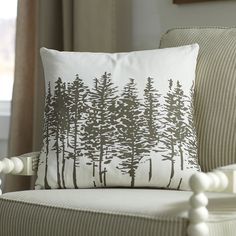 Birch Lane Darcy Cotton Pillow Cover | Birch Lane